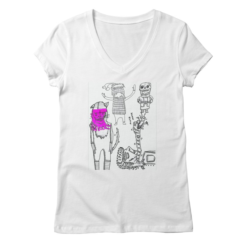 Women's None by WISE FINGER LAB