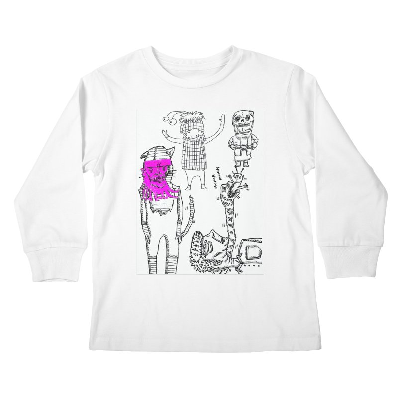 THE LAB Kids Longsleeve T-Shirt by WISE FINGER LAB