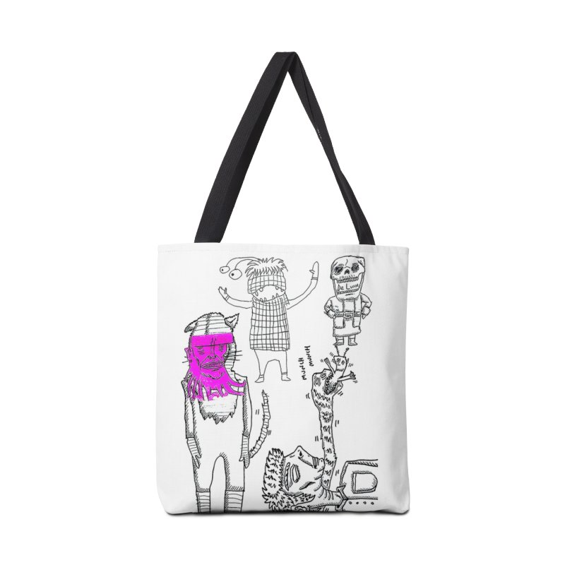 THE LAB Accessories Bag by WISE FINGER LAB