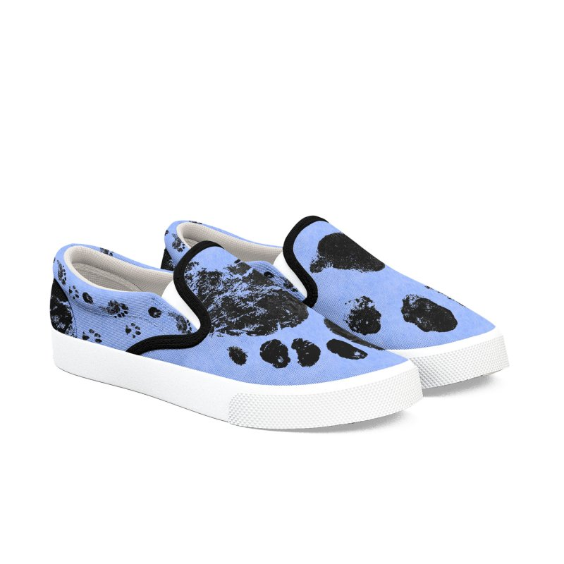 PAW PAW - POOCH - DENIM Women's Shoes by WISE FINGER LAB