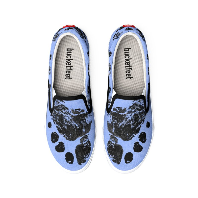 PAW PAW - PEOPLE DENIM Women's Shoes by WISE FINGER LAB