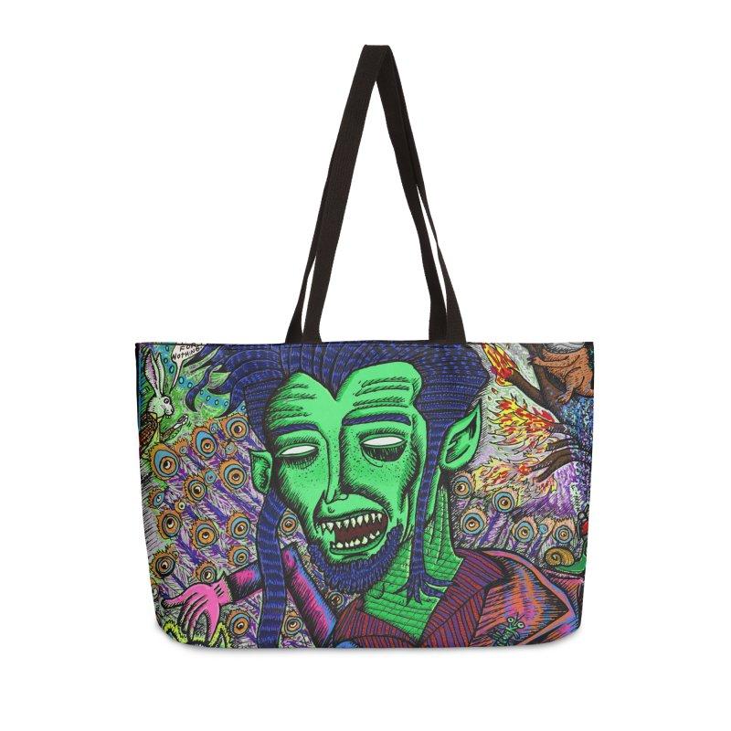 QUARANTINE VAMPIRE Accessories Bag by WISE FINGER LAB