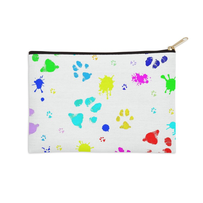 Jackson Pawlick Accessories Zip Pouch by WISE FINGER LAB