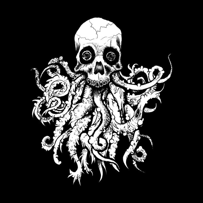 Tentaskull Men's T-Shirt by WishEyeVeiw's Tshirt & Junk Emporium!
