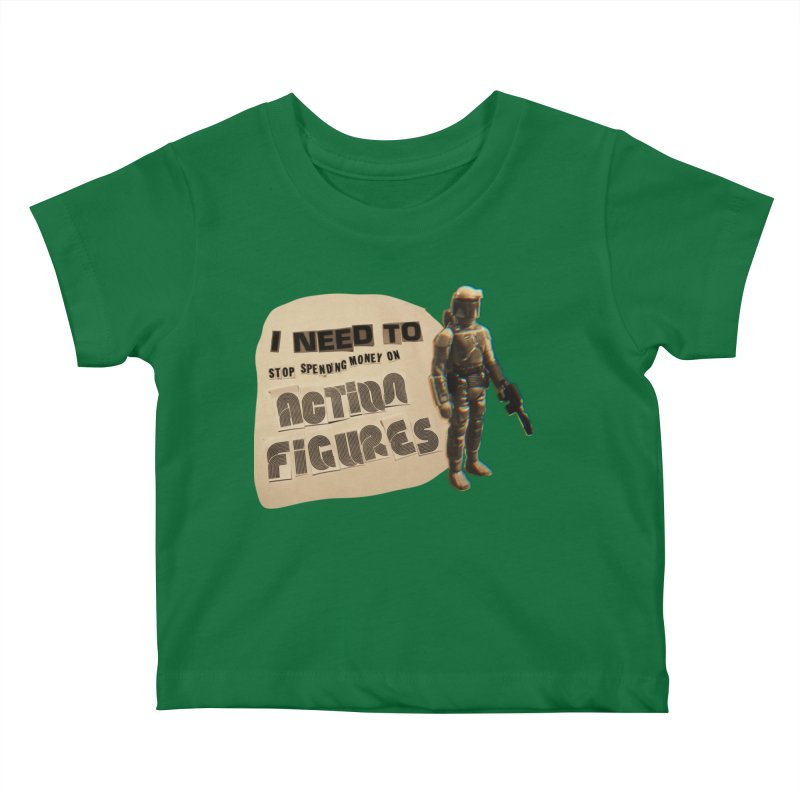 Bounty Hunting is a Complicated Profession Kids Baby T-Shirt by WishEyeVeiw's Tshirt & Junk Emporium!