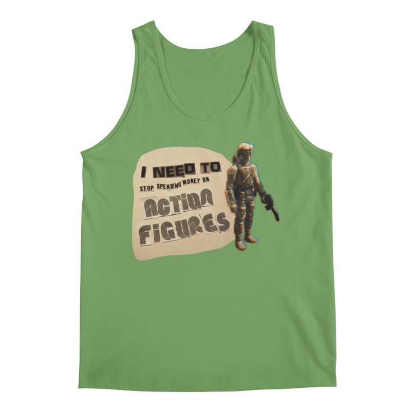 Bounty Hunting is a Complicated Profession Men's Tank by WishEyeVeiw's Tshirt & Junk Emporium!
