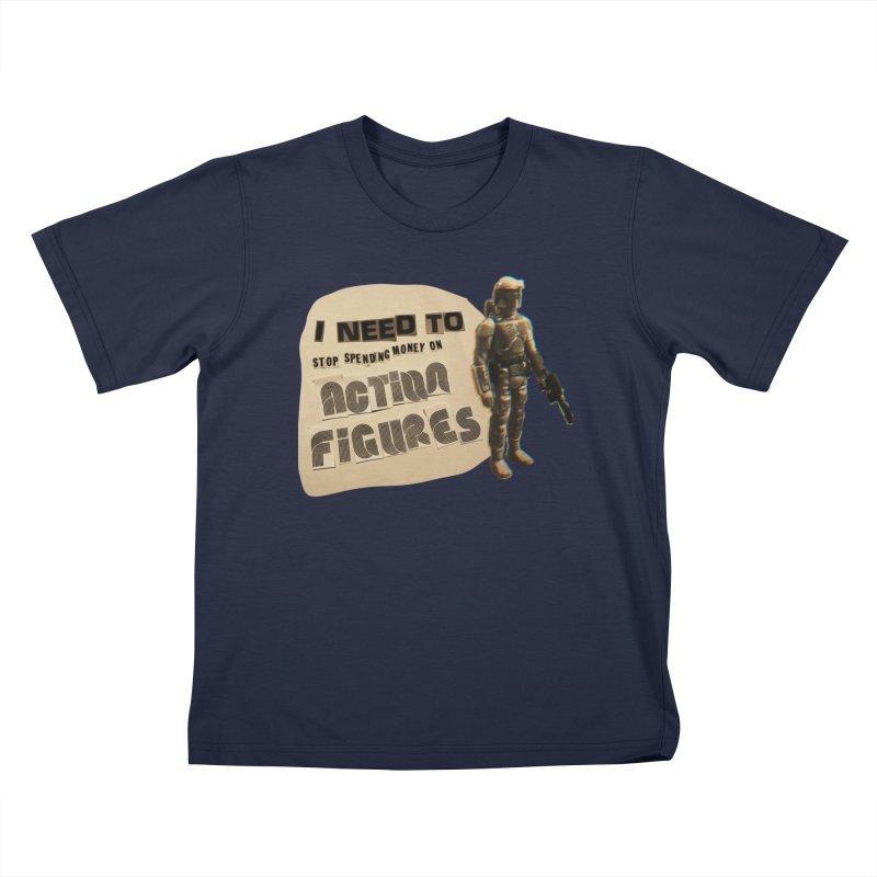 Bounty Hunting is a Complicated Profession Kids T-Shirt by WishEyeVeiw's Tshirt & Junk Emporium!
