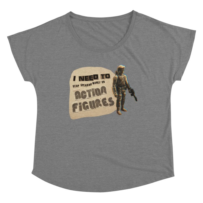Bounty Hunting is a Complicated Profession Women's Scoop Neck by WishEyeVeiw's Tshirt & Junk Emporium!