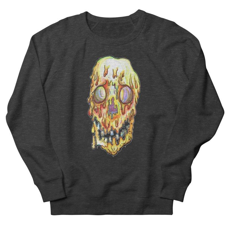 MeltFace Men's French Terry Sweatshirt by WishEyeVeiw's Tshirt & Junk Emporium!