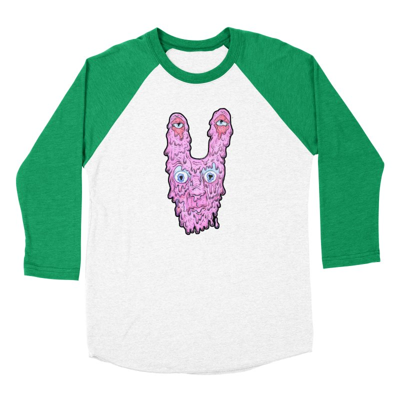 Melt Bunny Men's Longsleeve T-Shirt by WishEyeVeiw's Tshirt & Junk Emporium!