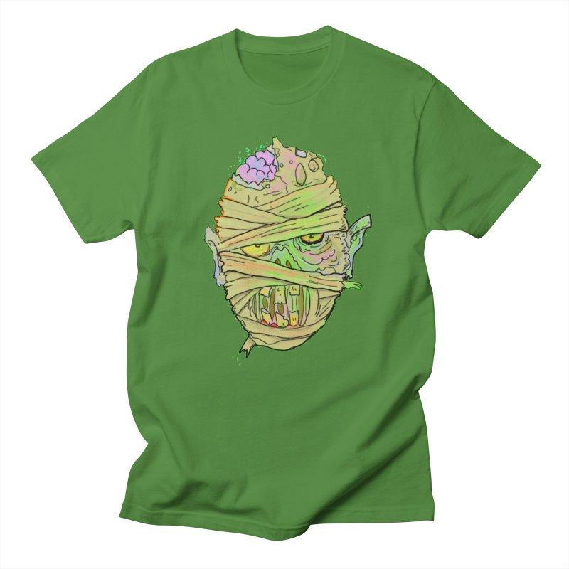 Mummy! Men's Regular T-Shirt by WishEyeVeiw's Tshirt & Junk Emporium!