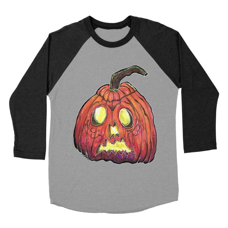 Jack Men's Baseball Triblend Longsleeve T-Shirt by WishEyeVeiw's Tshirt & Junk Emporium!