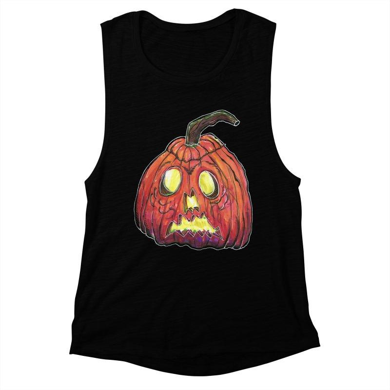 Jack Women's Muscle Tank by WishEyeVeiw's Tshirt & Junk Emporium!