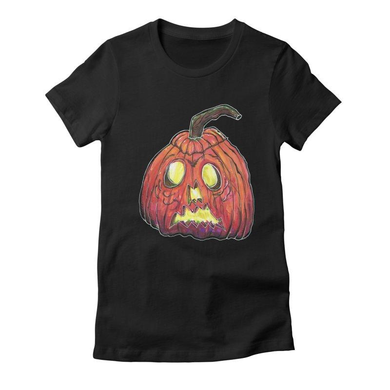 Jack Women's Fitted T-Shirt by WishEyeVeiw's Tshirt & Junk Emporium!