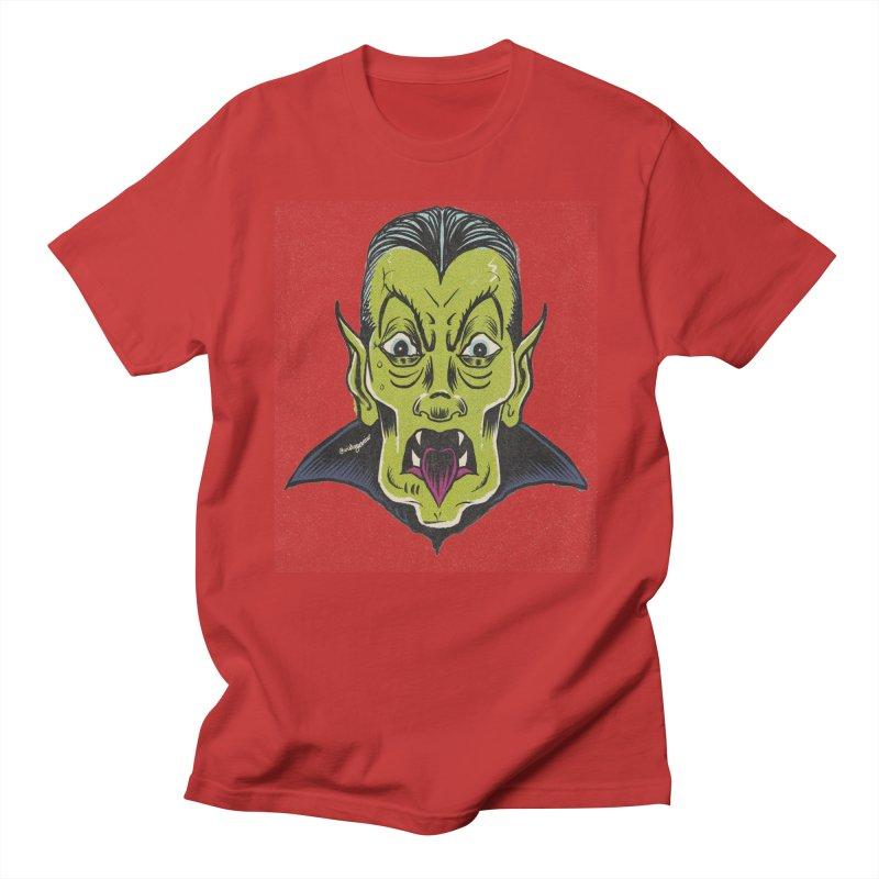 WAMPYR! Men's Regular T-Shirt by WishEyeVeiw's Tshirt & Junk Emporium!