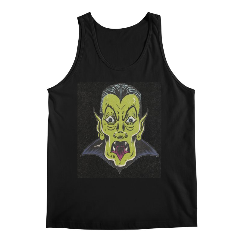 WAMPYR! Men's Regular Tank by WishEyeVeiw's Tshirt & Junk Emporium!