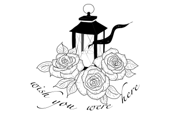 Wish you were here Logo