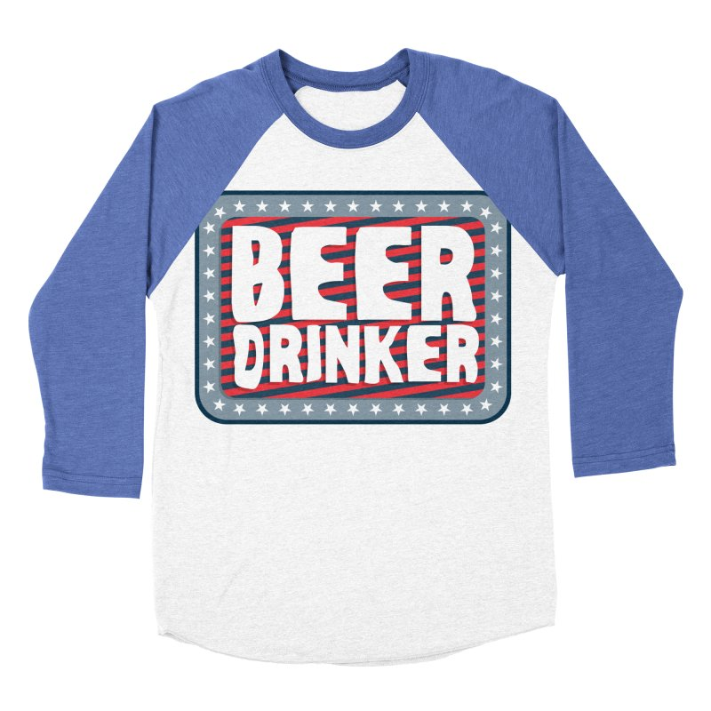 Beer Drinker #2   by wislander's Artist Shop