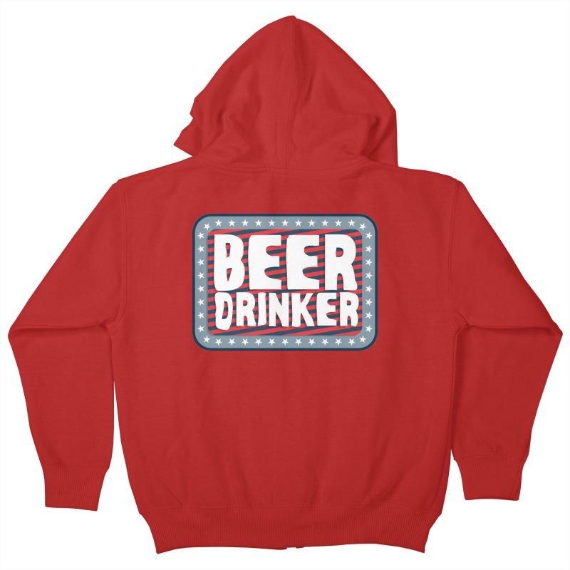 Beer Drinker #2   by wislander's Artist Shop