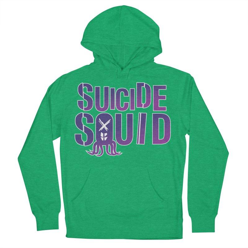 Suicide Squid Men's Pullover Hoody by wislander's Artist Shop