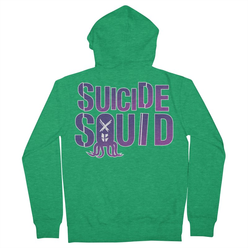 Suicide Squid   by wislander's Artist Shop