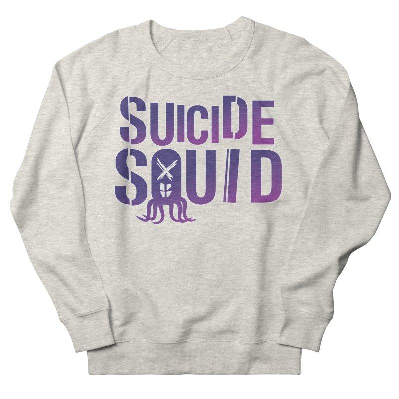 Suicide Squid Men's Sweatshirt by wislander's Artist Shop