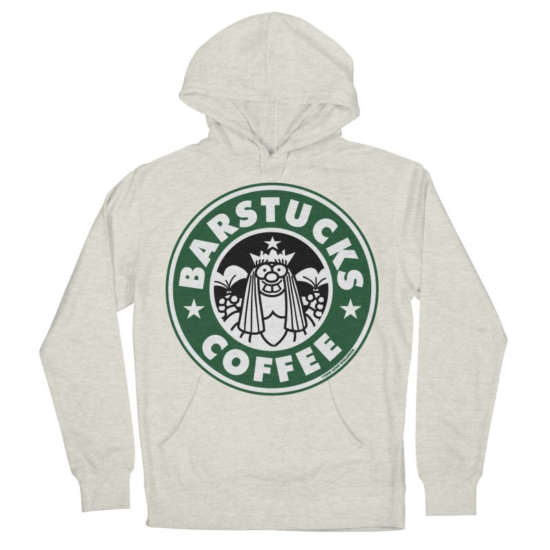 Barstucks Coffee Women's Pullover Hoody by wislander's Artist Shop