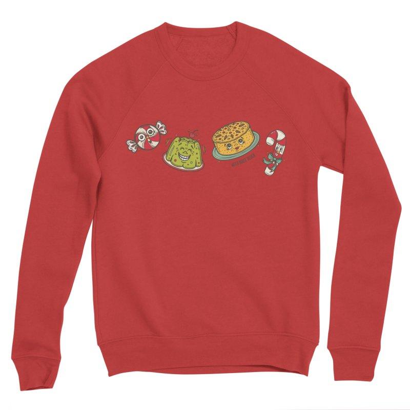 Holiday Treats Women's Sponge Fleece Sweatshirt by Witch House Design
