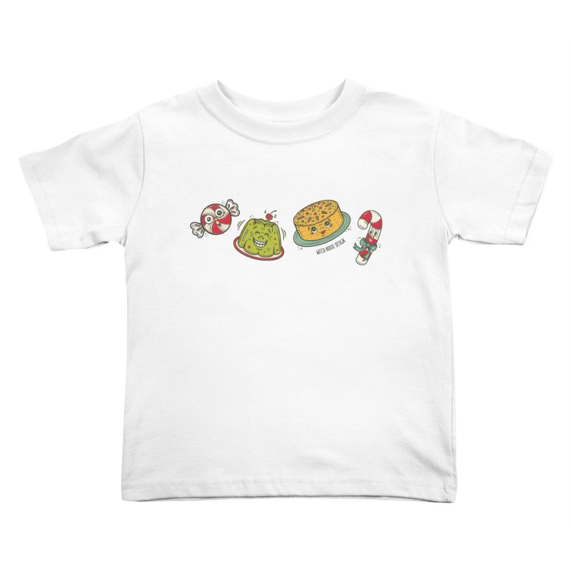 Holiday Treats Kids Toddler T-Shirt by Witch House Design