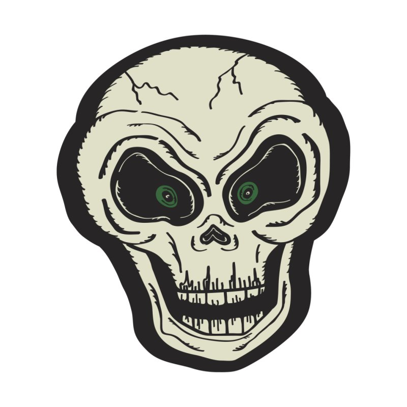 Skull | Full Color by Witch House Design