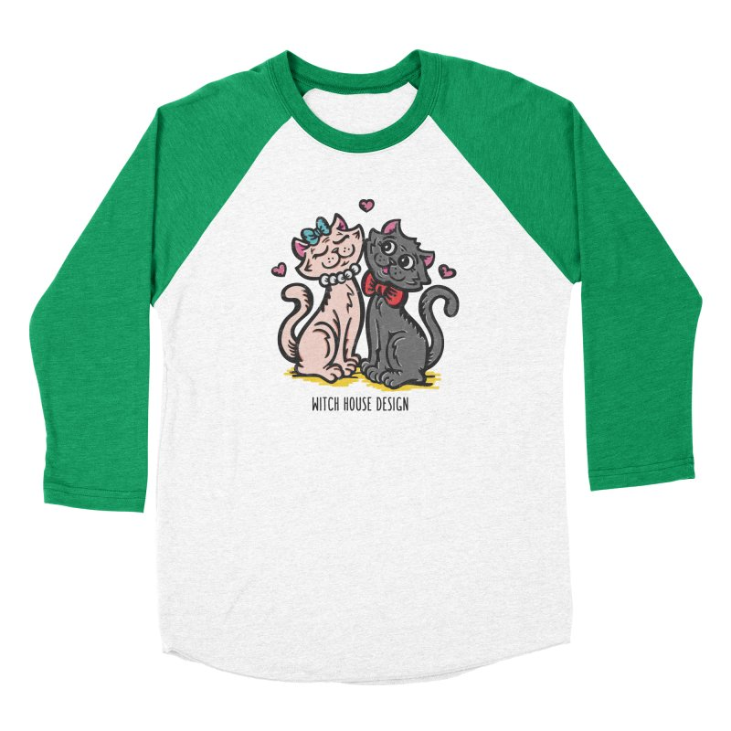 """You're the Cat's """"Meow!"""" Men's Longsleeve T-Shirt by Witch House Design"""