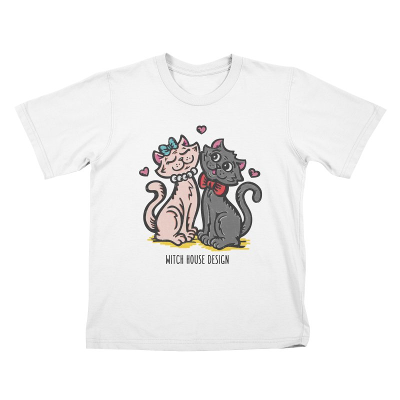"You're the Cat's ""Meow!"" Kids T-Shirt by Witch House Design"