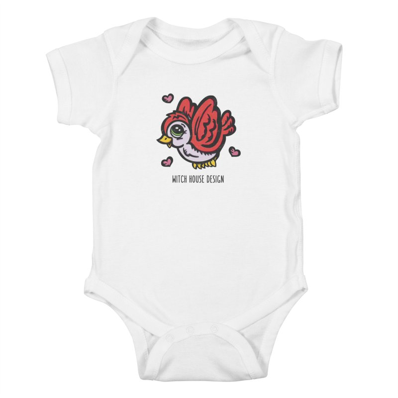 """You're """"Tweet!"""" Kids Baby Bodysuit by Witch House Design"""