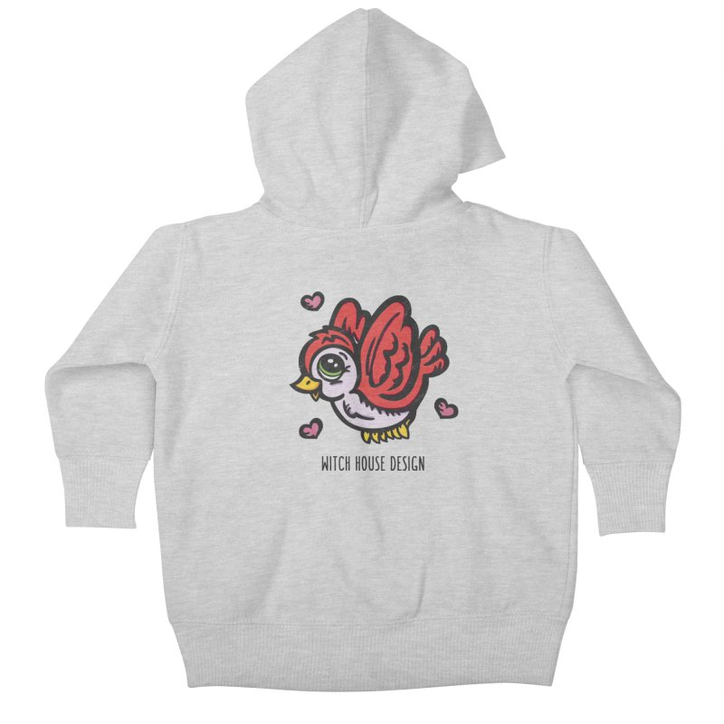 "You're ""Tweet!"" Kids Baby Zip-Up Hoody by Witch House Design"