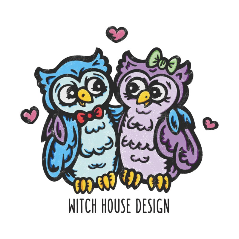 "You're a ""Hoot!"" Home Fine Art Print by Witch House Design"