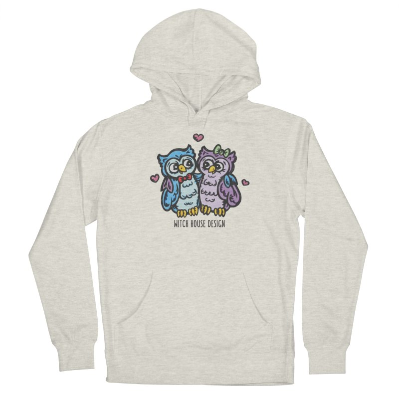 "You're a ""Hoot!"" Men's Pullover Hoody by Witch House Design"