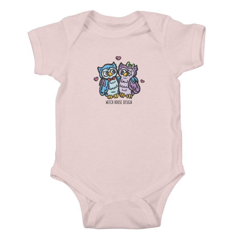 """You're a """"Hoot!"""" Kids Baby Bodysuit by Witch House Design"""