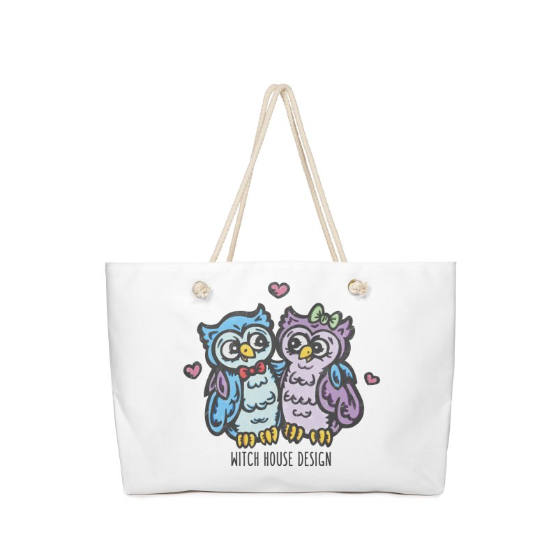"""You're a """"Hoot!"""" Accessories Bag by Witch House Design"""