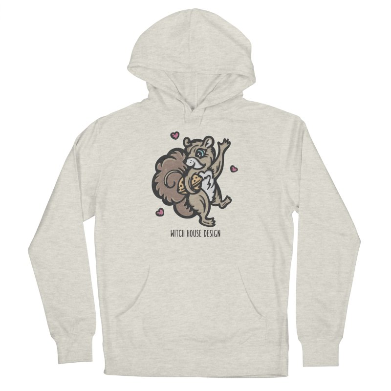 """I'm """"Nuts"""" About You! Men's Pullover Hoody by Witch House Design"""