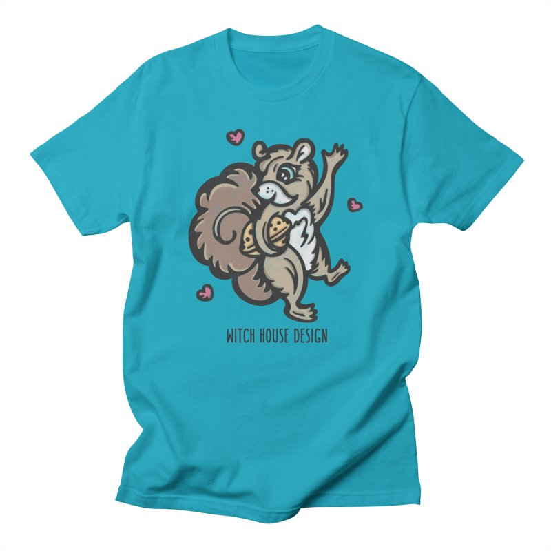 "I'm ""Nuts"" About You! Women's Regular Unisex T-Shirt by Witch House Design"
