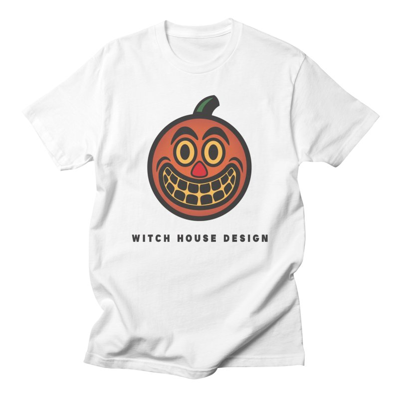 Jack O' Lantern Women's Regular Unisex T-Shirt by Witch House Design
