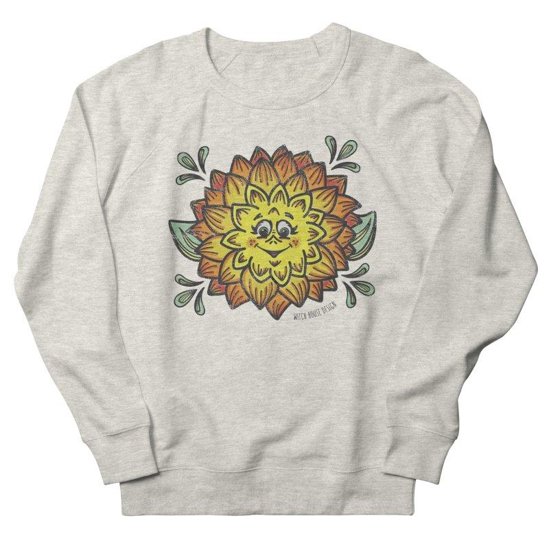 Dahlia Women's Sweatshirt by Witch House Design