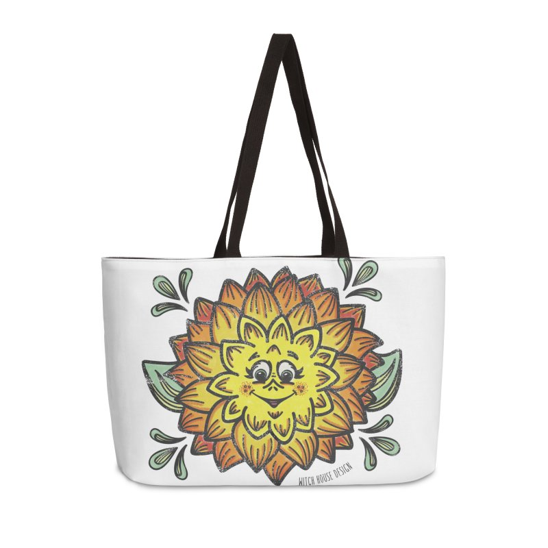 Dahlia Accessories Weekender Bag Bag by Witch House Design