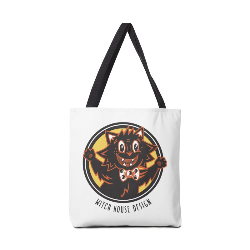 Stitious Accessories Tote Bag Bag by Witch House Design