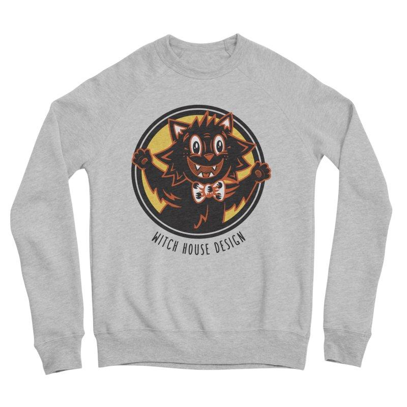 Stitious Women's Sponge Fleece Sweatshirt by Witch House Design