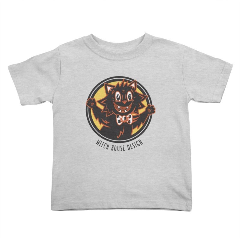 Stitious Kids Toddler T-Shirt by Witch House Design