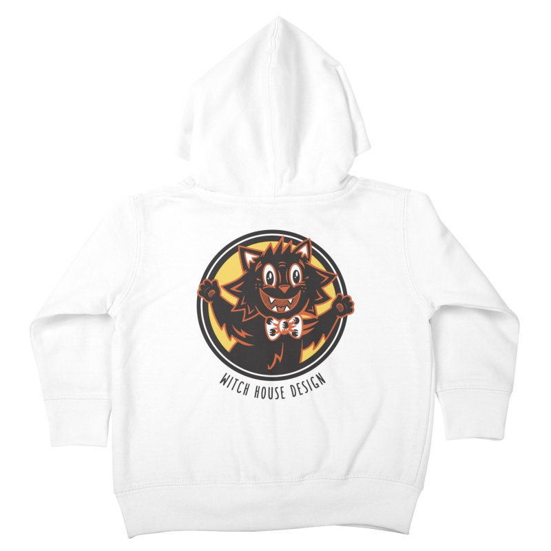 Stitious Kids Toddler Zip-Up Hoody by Witch House Design