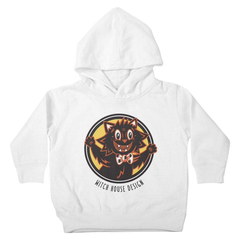 Stitious Kids Toddler Pullover Hoody by Witch House Design