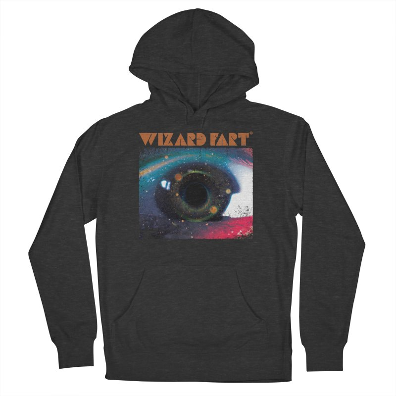The Abyss in Men's Pullover Hoody Smoke by wizardfart's Artist Shop