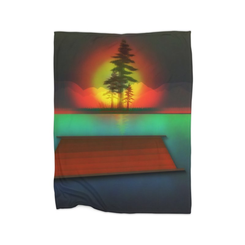 Imagination 1 Home Fleece Blanket Blanket by #woctxphotog's Artist Shop